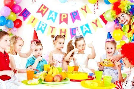 Меню на день народження дитини: свято для всіх