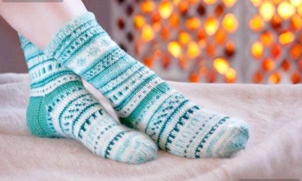 Мерзнуть ноги: причина і лікування