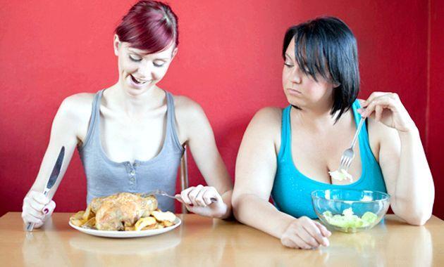 Міфи про схуднення - 7 головних міфів про схуднення