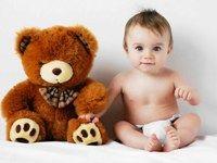 М'які іграшки для розвитку дитини