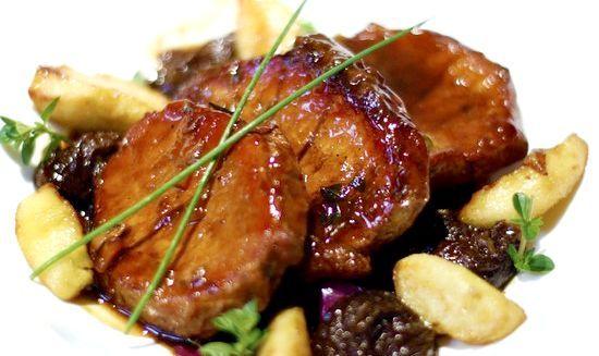 М'ясо з чорносливом в мультиварки: святковий рецепт з фото