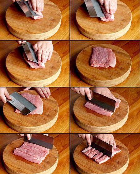 М'ясо в кисло-солодкому соусі, смачний рецепт на 23 лютого