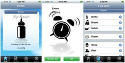Мобільні додатки для молодих батьків