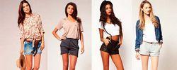 Мода 2014 - жіночі літні шорти