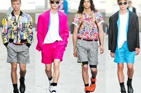Модна чоловічий одяг, літо 2014