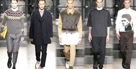 Модна чоловічий одяг, осінь-зима 2015: фото модних тенденцій в чоловічому одязі