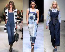Модні джинси весна-літо 2014