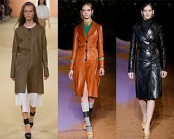 Модні плащі та куртки для весни 2015-го