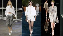 Модні шорти весна-літо 2014