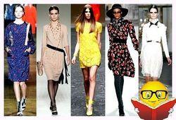 Модні сукні 2014: які вони?