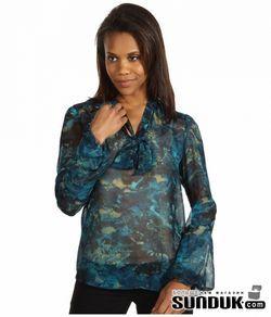 Модні тканини і забарвлення блузок весна-літо 2014