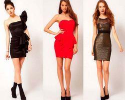 Модні вечірні сукні для прекрасних дам