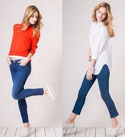 Модний декор джинсів весна-літо 2014