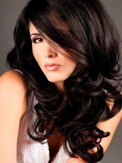 Модне фарбування волосся