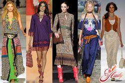 Модні аксесуари в стилі одягу