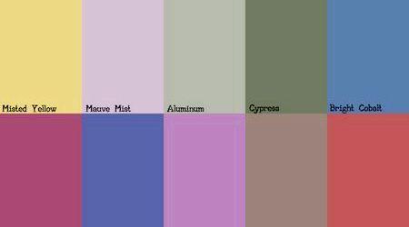 Модні кольори одягу, осінь-зима 2014-2015: фото найактуальніших кольорів