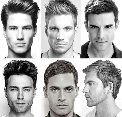 Модні чоловічі зачіски 2014