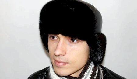 Модні чоловічі зимові шапки 2014-2015, красиві фото
