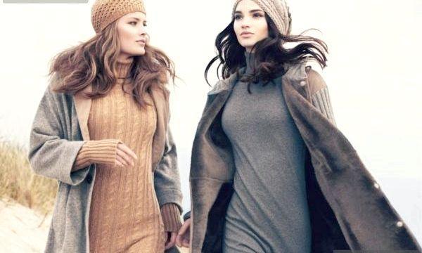 Модні сукні взимку (фото)