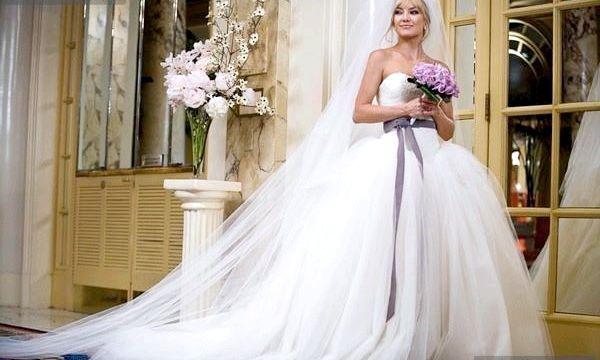 Модні весільні сукні (фото)