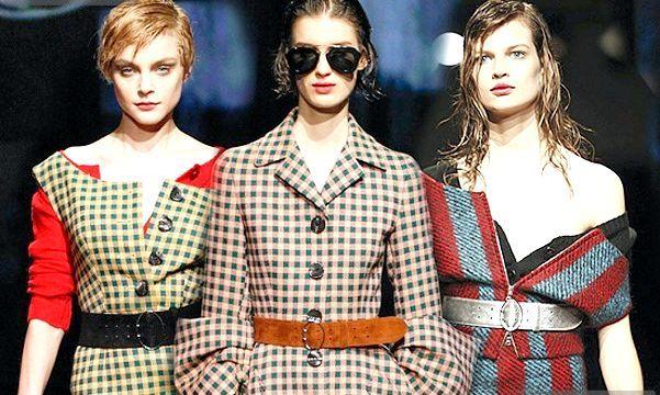 Модні тенденції року від prada (фото)