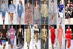 Модні тенденції сезону весна-літо 2014