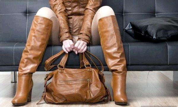 Модні тенденції у взутті: чоботи (фото)