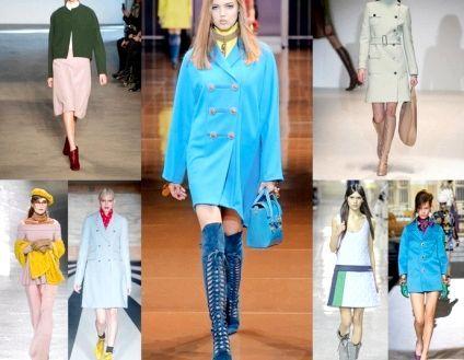 Модні тенденції - весна 2014