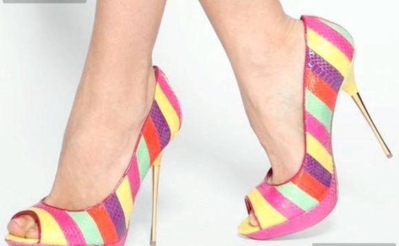 Модні туфлі 2013 (фото)