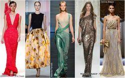 Модні цього сезону випускні сукні
