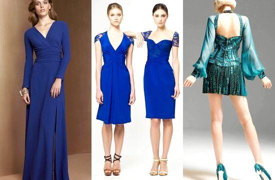 Модні вечірні сукні на новий рік 2014, фото