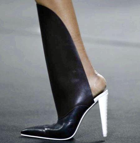 Модні жіночі черевики сезону осінь-2014