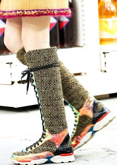 Модні жіночі черевики зима-2015