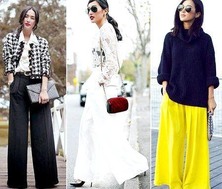 Модні жіночі брюки, осінь-зима 2014-2015 (фото)