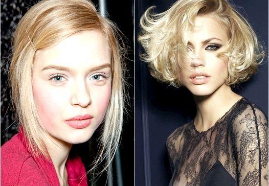Модний колір волосся зима 2014: фото, які відтінки волосся будуть в моді