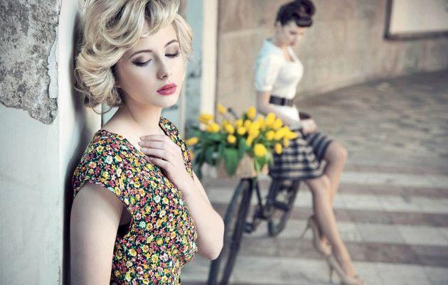 Модний весняний макіяж на 8 березня