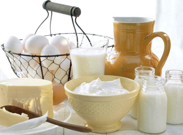 Молочні дієти для схуднення