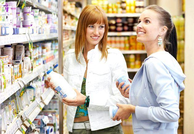 Молочні продукти для жіночого здоров'я
