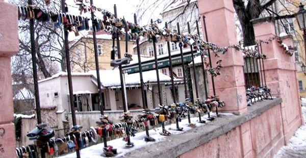 Місток закоханих (Прага)