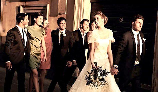 Національні Особливості італійського весілля