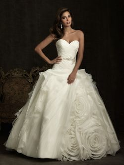 Наймодніші весільні вбрання в 2014 році