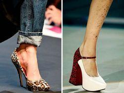 Наймодніші жіночі туфлі в 2014 році