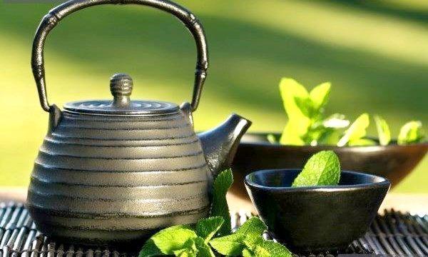 Напій для схуднення з м'ятою (рецепт)