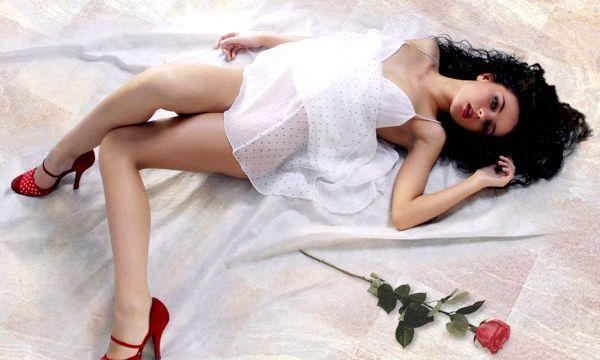 Наряд на День святого Валентина