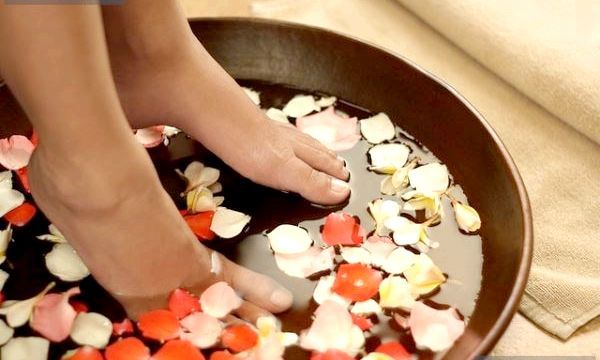 Народне лікування грибка нігтів