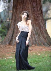 Незамінний чорний колір в жіночому гардеробі