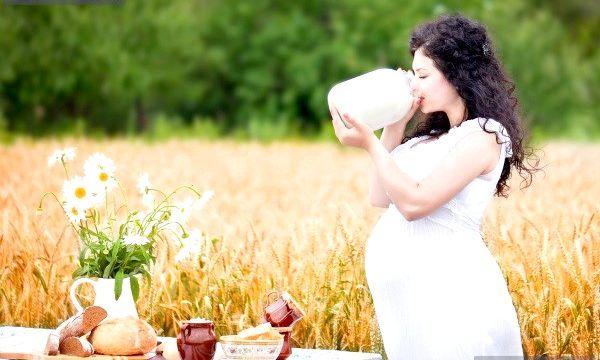 Норма набору ваги при вагітності