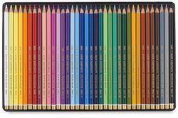 Новинка на ринку художнього приладдя: акварельні олівці