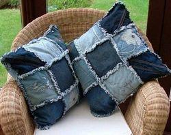 Нові стильні речі зі старих джинсів