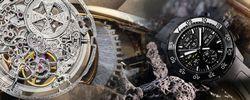 Про механічних і кварцових годинниках